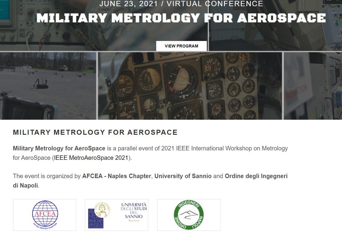 metrology 2021
